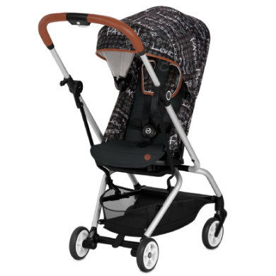 cybex Eezy S Twist Strength dark grey 2019 - šedá