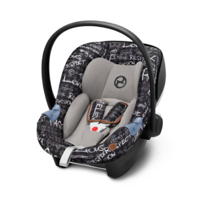 cybex Aton M i-Size Strength dark grey 2019 - šedá