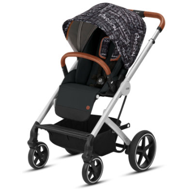 cybex Balios S Strength dark grey 2019 - modrá