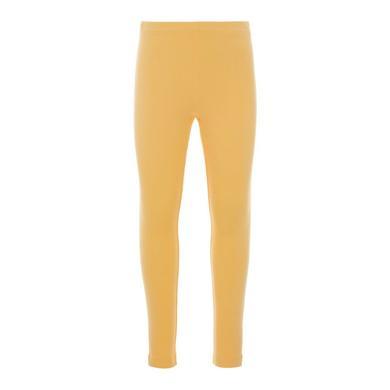 name it Girls Leggings vivian pale marigold gelb Gr.Babymode (6 24 Monate) Mädchen