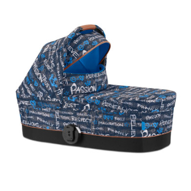Cybex Carry Cot S Trust Blue 2019 - modrá