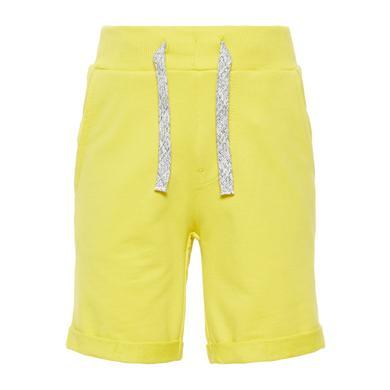 name it Boys Shorts Vermo green sheen gelb Gr.Babymode (6 24 Monate) Jungen