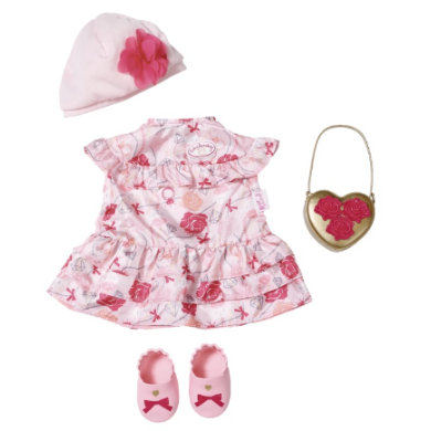 Zapf Creation Baby Annabell® Deluxe Set Květiny