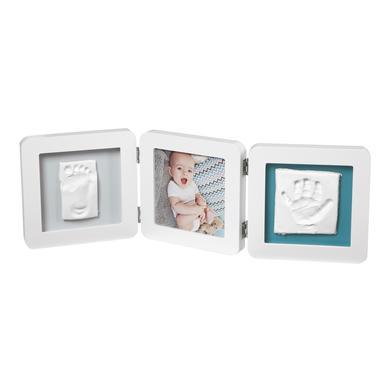 Image of Baby Art Bilderrahmen mit Abdruck - My Baby Touch Double Print Frame White essentials