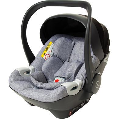 osann Babydrager Coco i-Size Grey Melange