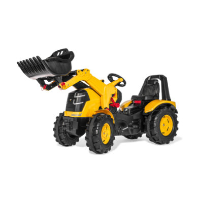 rolly®toys rollyX Trac Premium CAT mit Frontlader gelb