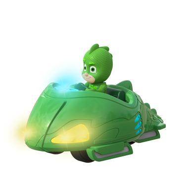 DICKIE Hračky PJ Masks Mission Racer Gekko