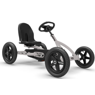 Tretfahrzeuge - BERG Pedal Go Kart Buddy Grey Sondermodell - Onlineshop