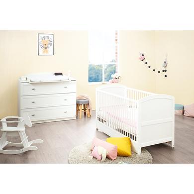 Babyzimmer - Pinolino Sparset Laura breit 2 teilig  - Onlineshop Babymarkt