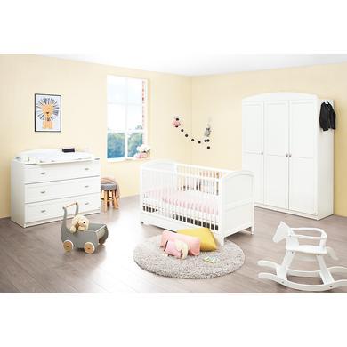Babyzimmer - Pinolino Kinderzimmer Laura breit groß  - Onlineshop Babymarkt
