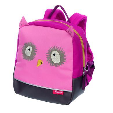 sigikid ® Mini Rucksack Eule rosa pink