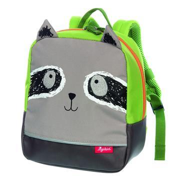 sigikid ® Mini Rucksack Waschbär grün