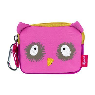 sigikid ® Mini Geldbeutel Eule – rosa pink