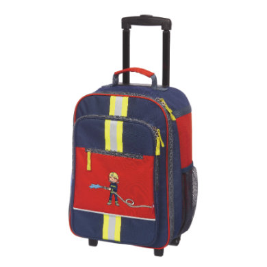 Kinderkoffer - sigikid® Trolley Frido Firefighter - Onlineshop Babymarkt