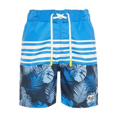 name it Boys Badehose Nmmzakkoni strong blue blau Gr.Babymode (6 24 Monate) Jungen