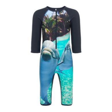 Miniboybademode - name it Boys Schwimmanzug Nmmzalta dark sapphire - Onlineshop Babymarkt