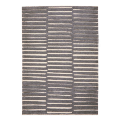 LIVONE Koberec Happy Rugs Photo stříbrně šedá/přírodní 120 x 180 cm