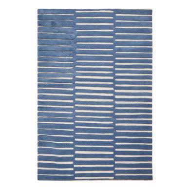 LIVONE Koberec Happy Rugs Photo modrá/přírodní 160 x 230 cm