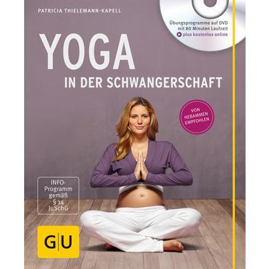 Gräfe und Unzer GU, Yoga in der Schwangerschaft (mit DVD)