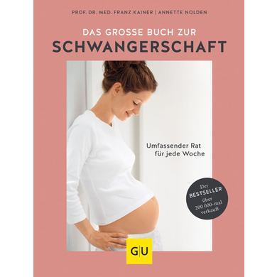 Gräfe und Unzer GU, Das große Buch zur Schwangerschaft