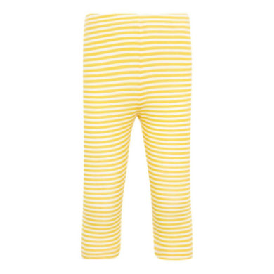 name it Girls Leggings Vivian bright white stripes bunt Gr.Babymode (6 24 Monate) Mädchen