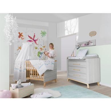 Babyzimmer - Schardt Sparset Miami Grey grau Gr.70x140 cm  - Onlineshop Babymarkt
