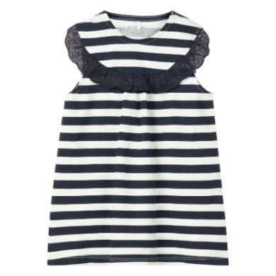 Minigirlroeckekleider - name it Girls Kleid Faith Dark Sapphire - Onlineshop Babymarkt