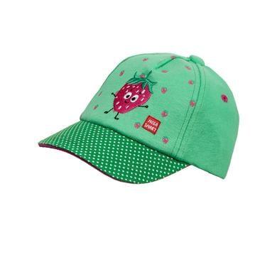 maximo Girls Cap Strawberry kräftiges grün Gr.Kindermode (2 6 Jahre) Mädchen