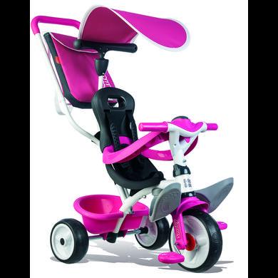 Dreirad - Smoby Dreirad Baby Balade Pink - Onlineshop
