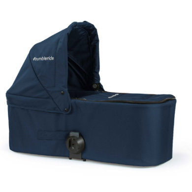 Bumbleride korba Carrycot Single 2019 pro Indie a Speed Maritime Blue - modrá