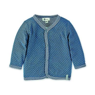 Sterntaler Boys Wende Baby Jacke marine blau Gr.Newborn (0 6 Monate) Unisex