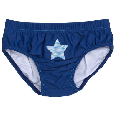 DIMO TEX Windelbadehose Stars Blau blau Gr.Babymode (6 24 Monate) Jungen
