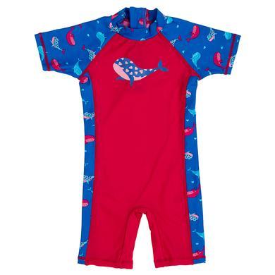 DIMO TEX Surfanzug Whale Blau blau Gr.Babymode (6 24 Monate) Mädchen