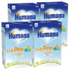 Humana Anfangsnahrung HA Pre  für Babys mit erhöhtem Allergierisiko 4 x 500 g ab der Geburt