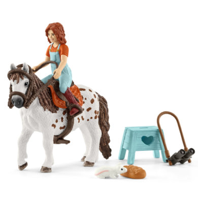 Schleich kůň Club Mia  Spotty 42518