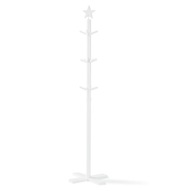 Kids Concept Clothes stand Star white
