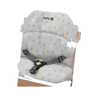 Safety 1st Cuscino per seggiolone Timba Warm Grey