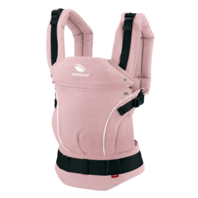 Manduca Wickelkinder FIRST Pure Cotton Rose