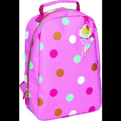 Coppenrath Rucksack Punkte Prinzessin Lillifee rosa pink