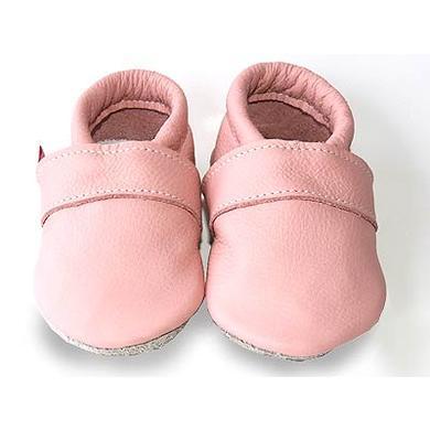 Babyschuhe - TROSTEL Krabbelschuh Classic rosa - Onlineshop Babymarkt