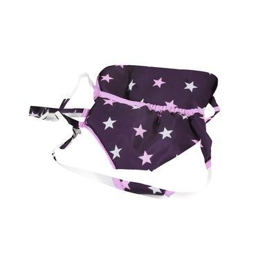 BAYER CHIC Klokanka pro panenky Stars lila - fialová