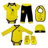 BVB Coffret cadeau bébé vêtements T. 62/68 6 pièces