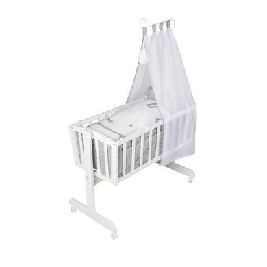 Stubenwagen und Wiegen - roba Komplettwiegenset Miffy  - Onlineshop Babymarkt