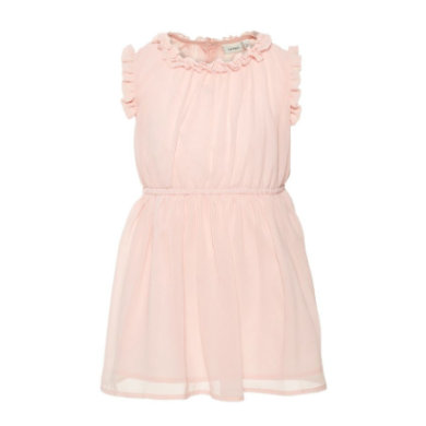 Minigirlroeckekleider - name it Girls Kleid Vilusi strawberry cream - Onlineshop Babymarkt