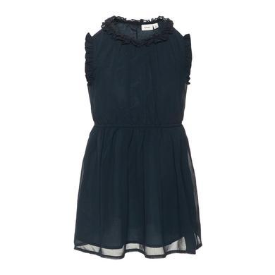 Minigirlroeckekleider - name it Girls Kleid Vilusi dark sapphire - Onlineshop Babymarkt