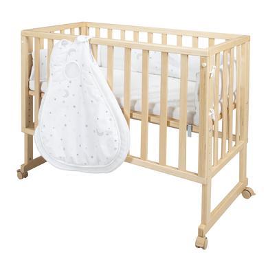 Stubenwagen und Wiegen - roba Stubenbett safe asleep® 3 in 1 Sternenzauber natur  - Onlineshop Babymarkt