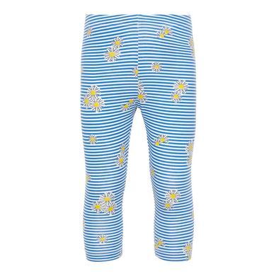 name it Leggings Vivian bright white blue stripes weiß Gr.Babymode (6 24 Monate) Mädchen