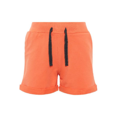 name it Shorts Volta emberglow orange Gr.Babymode (6 24 Monate) Mädchen