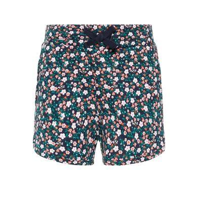 Minigirlhosen - name it Girls Shorts Vigga Dark Sapphire – bunt – Gr.Kindermode (2 – 6 Jahre) – Mädchen - Onlineshop Babymarkt