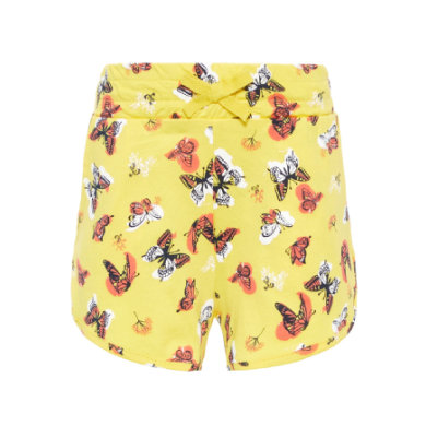 name it Girls Shorts Vigga Primrose Yellow gelb Gr.Kindermode (2 6 Jahre) Mädchen